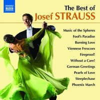 Audio CD Various. The Best of Josef Strauss