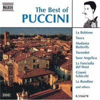 Audio CD Various. The Best Of Puccini