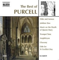 Audio CD Various. The Best of Purcell