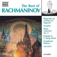 Audio CD Various. The Best Of Rachmaninov