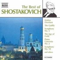 Audio CD Various. The Best of Shostakovich