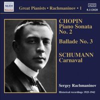 Audio CD Sergei Rachmaninov. Solo piano recordings, vol. 1