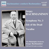 Audio CD Sergei Rachmaninov. Symphony No. 3 / The Isle of the Dead / Vocalise