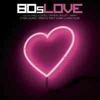 Audio CD Various Artists. 80s Love