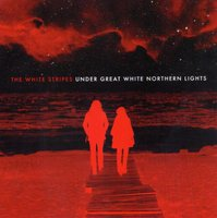 DVD + Audio CD The White Stripes. Under Great White Northern Lights
