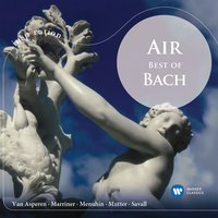 Audio CD Various Artists. Air: Best of Bach