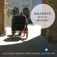 Audio CD Various Artists. Amadeus: Best of Mozart