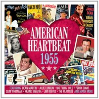 Various Artists. American Heartbeat 1955 (2 CD)