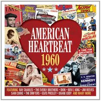Audio CD Various Artists. American Heartbeat 1960