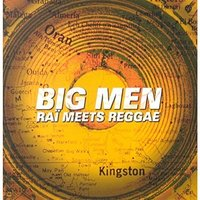 Audio CD Various Artists. Big Men