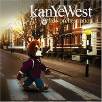DVD Kanye West. Late Orchestration