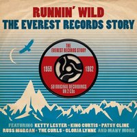 Audio CD Various Artists. Runnin' Wild: The Everest Records Story 1959-1962