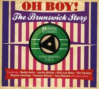 Various Artists. Oh Boy-Brunswick Story (2 CD)