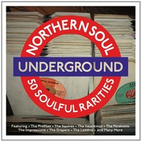 Audio CD Various Artists. Northern Soul Underground