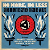 Audio CD Various Artists. No More No Less-Gems From The Guyden Records Vaults 1954-1962