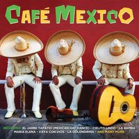 Various Artists. Cafe Mexico (2 CD)