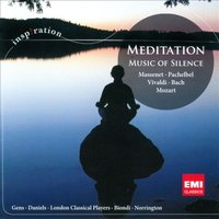 Various Artists. Meditation - Music of Silence (CD)