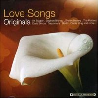 Audio CD Various Artists. Love Songs Originals