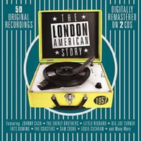Audio CD Various Artists. London American Story 1957