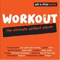 Audio CD Various Artists. Life & Style Music: Workout