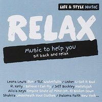 Audio CD Various Artists. Life & Style Music: Relax