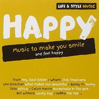 Audio CD Various Artists. Life & Style Music: Happy