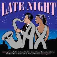 Audio CD Various Artists. Late Night Sax