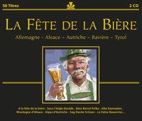 Various Artists. La Fete De La Biere (2 CD)