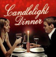 Audio CD Various Artists. Candlelight Dinner