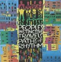 LP A Tribe Called Quest: People's Instinctive Travels and the Paths of Rhythm (LP)