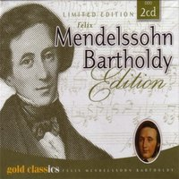 Audio CD Various Artists. Gold Classics - Felix Mendelssohn-Bartholdy
