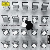Audio CD Bach. Toccata & Fugue Etc. Simon Preston