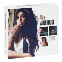 Audio CD Amy Winehouse. The Album Collection