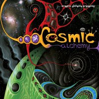 Audio CD Various Artists. Cosmic Alchemy