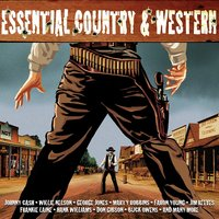 Audio CD Various Artists. Essential Country & Western