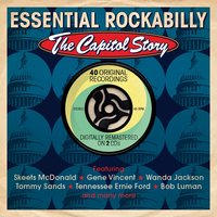 Audio CD Various Artists. Essential Rockabilly: The Capitol Story