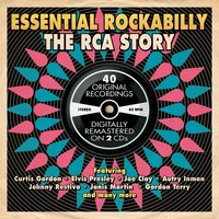 Audio CD Various Artists. Essential Rockabilly: The RCA Story