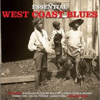 Audio CD Various Artists. Essential West Coast Blues