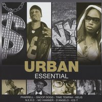 Audio CD Various Artists. Essential: Urban