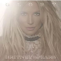 Audio CD Britney Spears. Glory Deluxe