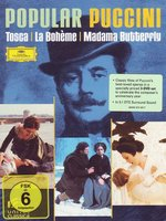DVD Various Artists. Puccini: La Boh?me/ Madama Butterfly/ Tosca