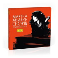 Audio CD Martha Argerich. Complete Chopin Recordings