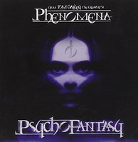 Phenomena. Psycho Fantasy (CD)