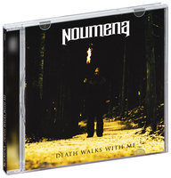 Noumena. Death Walks With Me (CD)