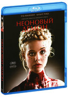 Blu-Ray Неоновый демон (Blu-Ray) / The Neon Demon