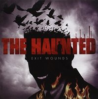 Audio CD The haunted. Exit wounds