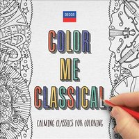 Audio CD Various Artists. Colour Me Classical