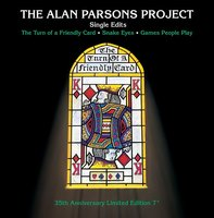 LP Alan Parsons Project: Turn Of A Friendly Card - The singles (LP)