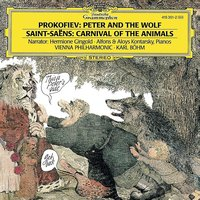 Audio CD Karl Boehm. Prokofiev: Peter And The Wolf / Saint-Saens: Carnival Of The Animals