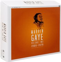 Audio CD Marvin Gaye. Marvin Gaye 1966 - 1970 (Box)